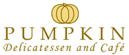 Pumpkin Delicatessen and Cafe Logo
